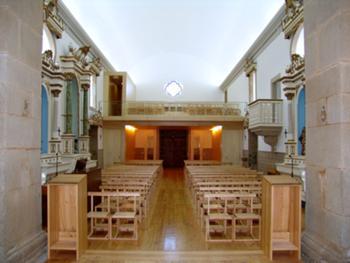 Assembleia, desde o presbitério