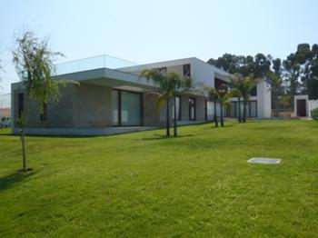 Vista Sul-Poente - Jardim