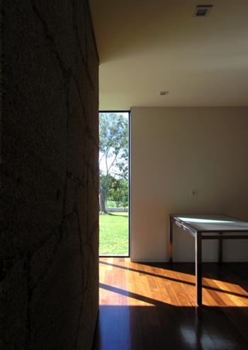 Vista interior - cozinha