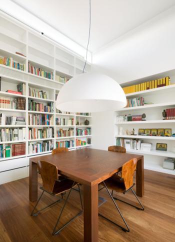 Escritório/Biblioteca