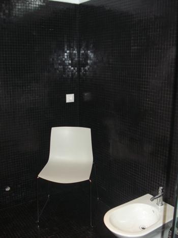 banho comum