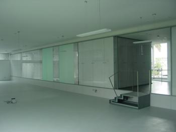 open space - articulação espaços