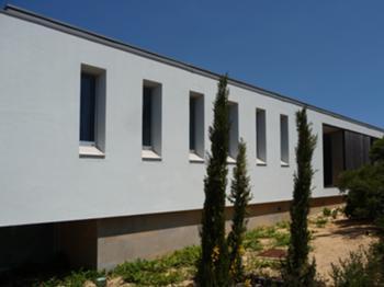fachada poente
