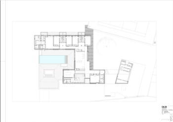 planta do piso principal