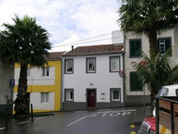 Vista da fachada principal