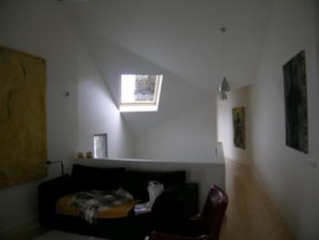 Vista da Sala no Piso 1