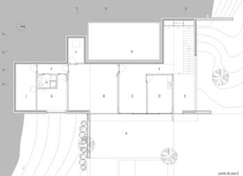 planta do piso 0