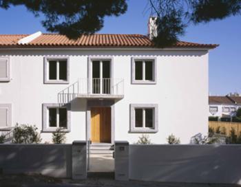 Casa HdM - Alçado Poente - 01