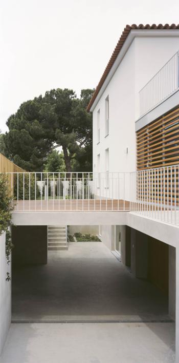 Casa HdM - Rampa Garagem - 04