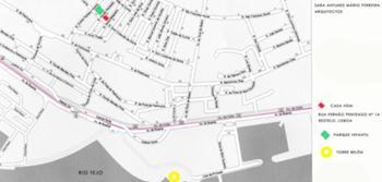 Casa HdM - Planta Localização  - 01