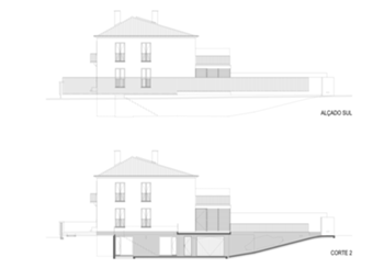 Casa HdM - Alçados1 - 08