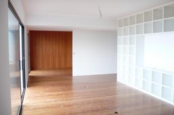 Vista de uma sala