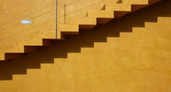 escadas exteriores