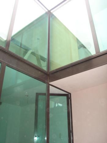 habitação pátio: vista para o acesso, piso 1