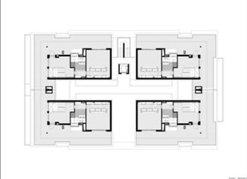 conjunto 1 - planta do piso 2