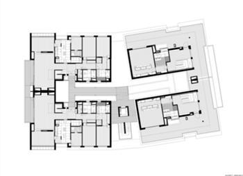 conjunto 2 - planta do piso 3