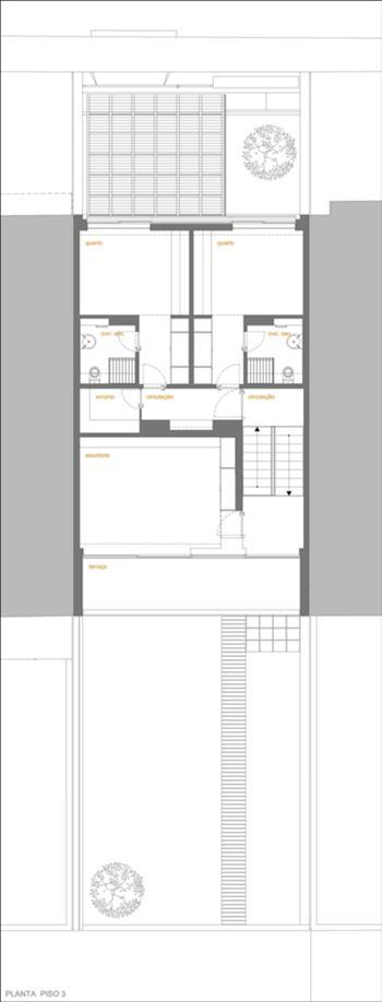 planta piso 3