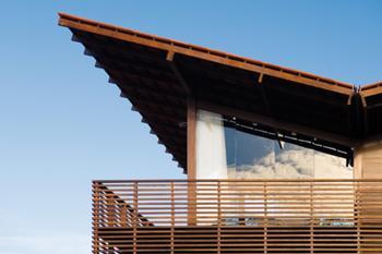 Telhado Invertido e Galeria Panorâmica