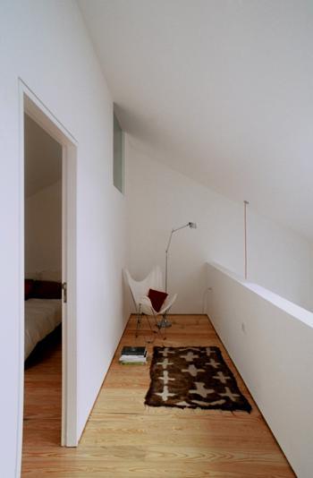 Habitação unifamiliar, Porto > Interior, Mezzanine, Quarto