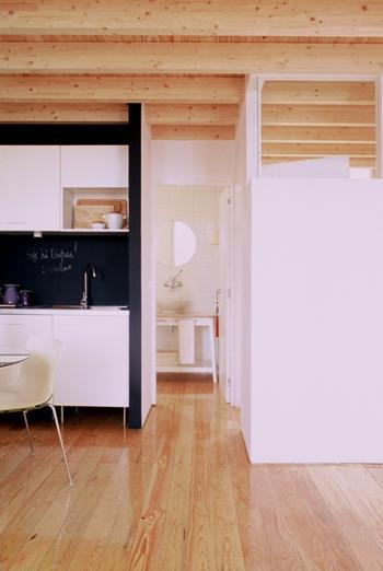 Habitação unifamiliar, Porto > Interior, Kitchnet, Casa de Banho