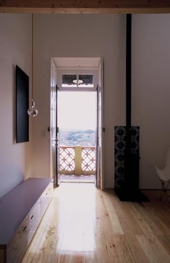 Habitação unifamiliar, Porto > Interior, Sala, Entrada