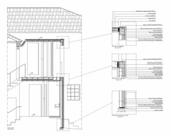 Pormenorização do volume de madeira