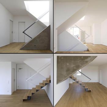 "Escadas ""Chambord"""