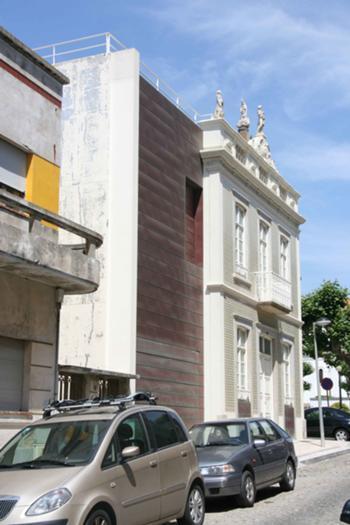 Edifício após intervenção- vista Rua 29
