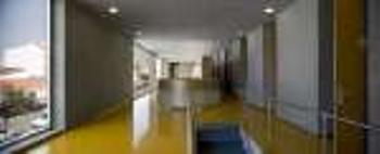 interior área de espera piso superior
