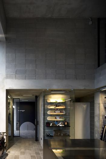 Loja, interior